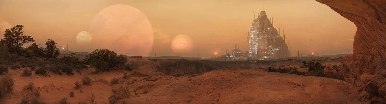 Tatooine - WIP