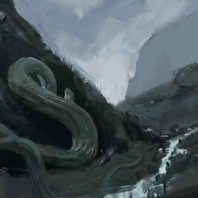 Tessa wessels giant snake full