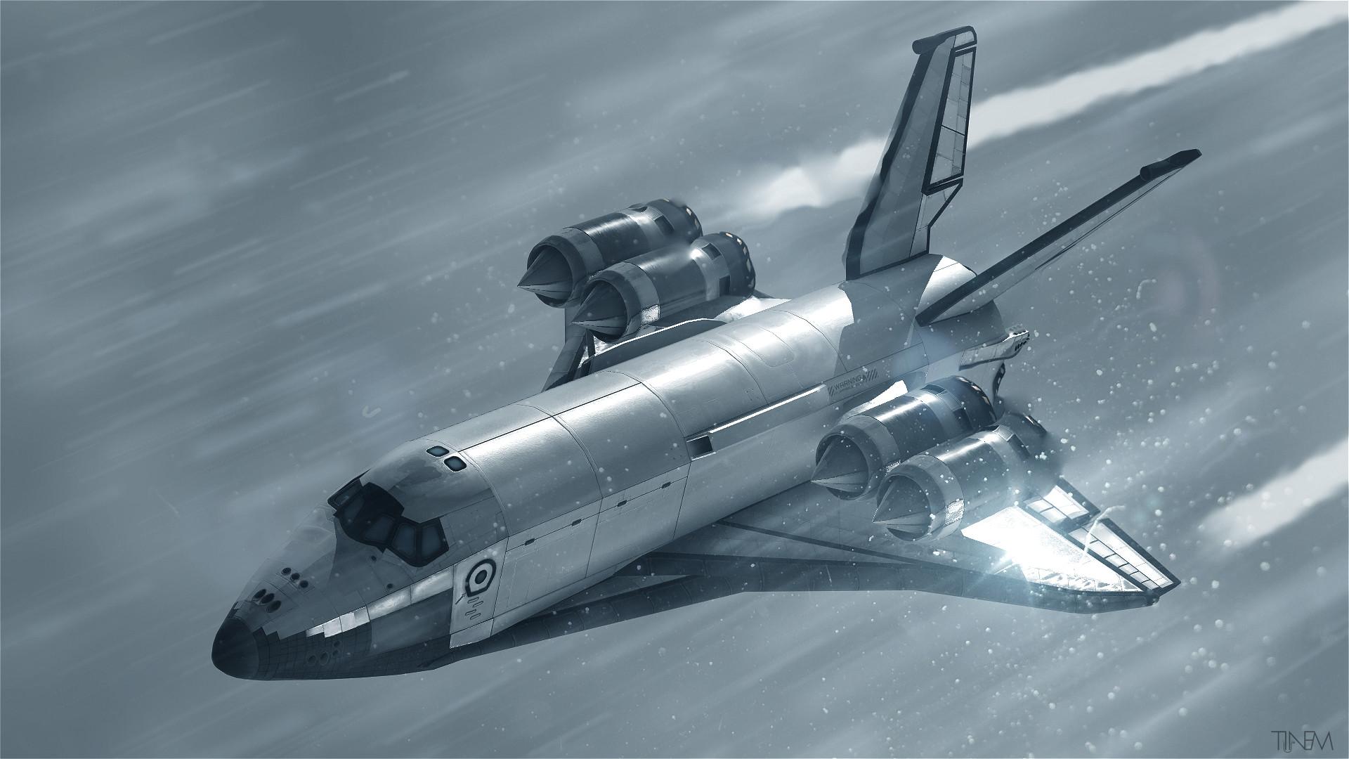 osman-taheri-shuttle-piercing-through-ra