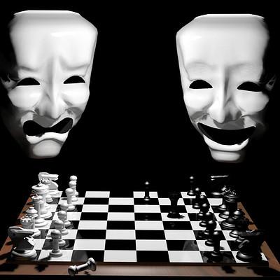 Tuuli maenpaa playing chess 2