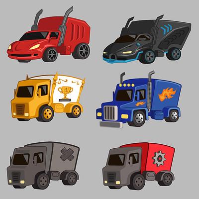 Tuuli maenpaa lootboxes truckstest
