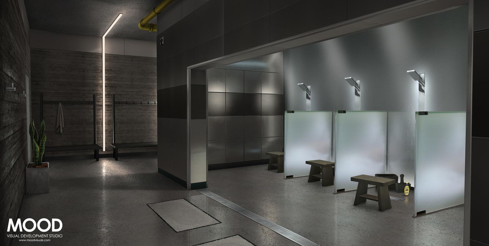 Hokkaido Changing Room