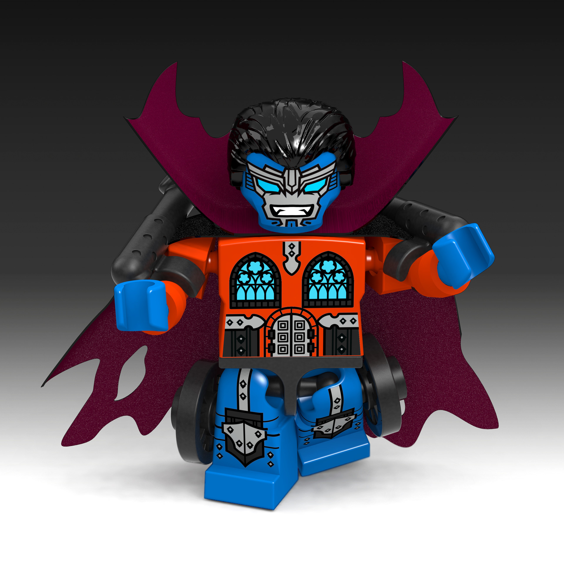 Marion wood vampire optimus