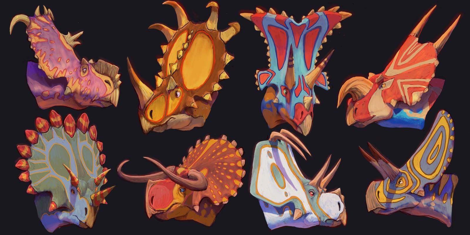 Ceratopsians