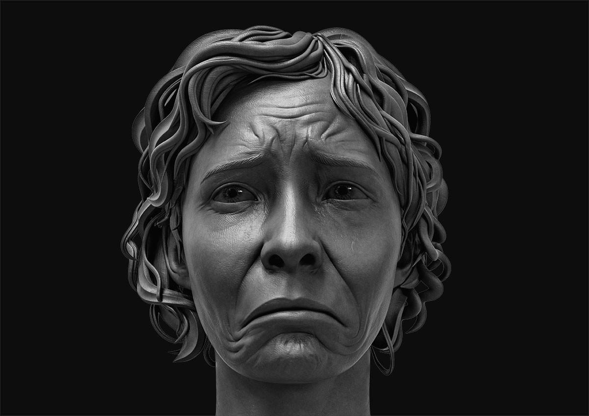 Sadness - Female