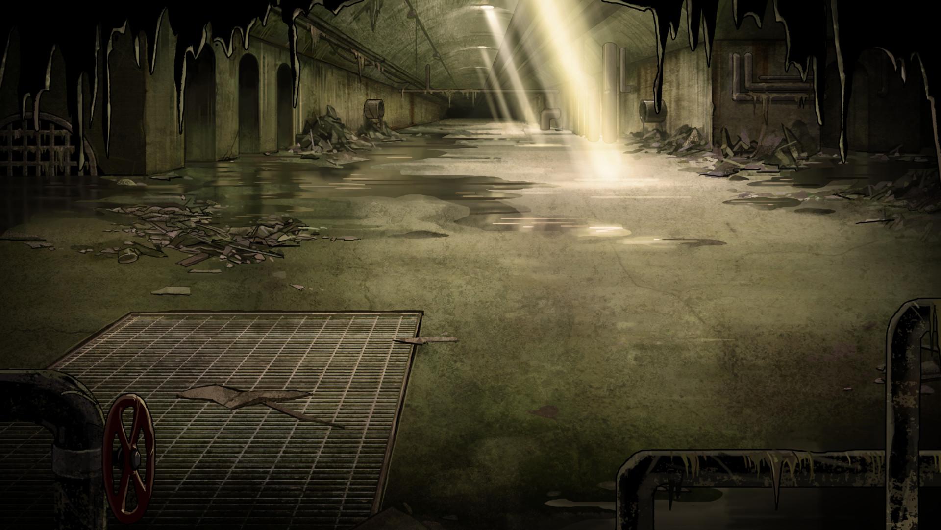 Gradska Kanalizacija i Katakombe Evelyn-tang-cbg-10-sewers