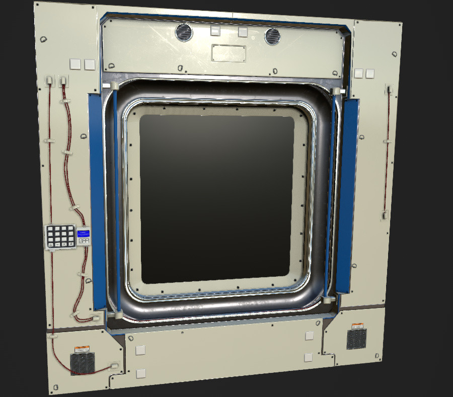 Basic window module