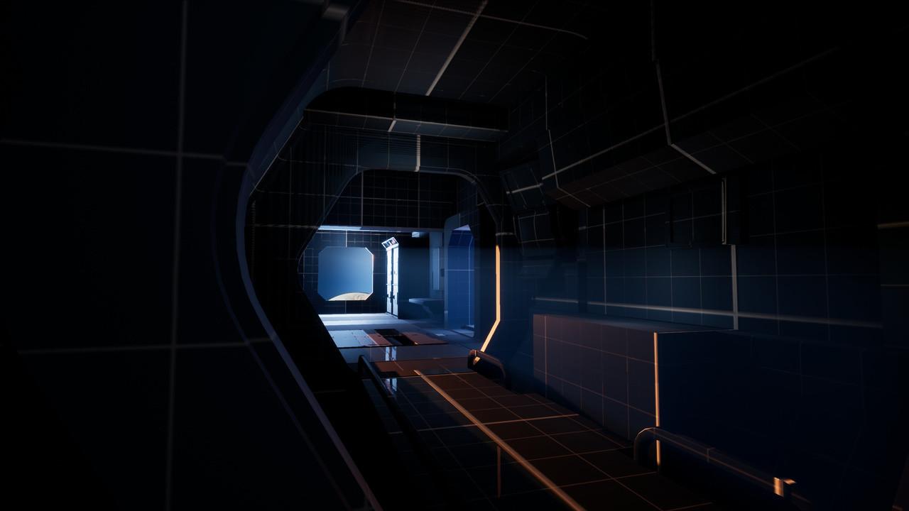 Some lighting tests