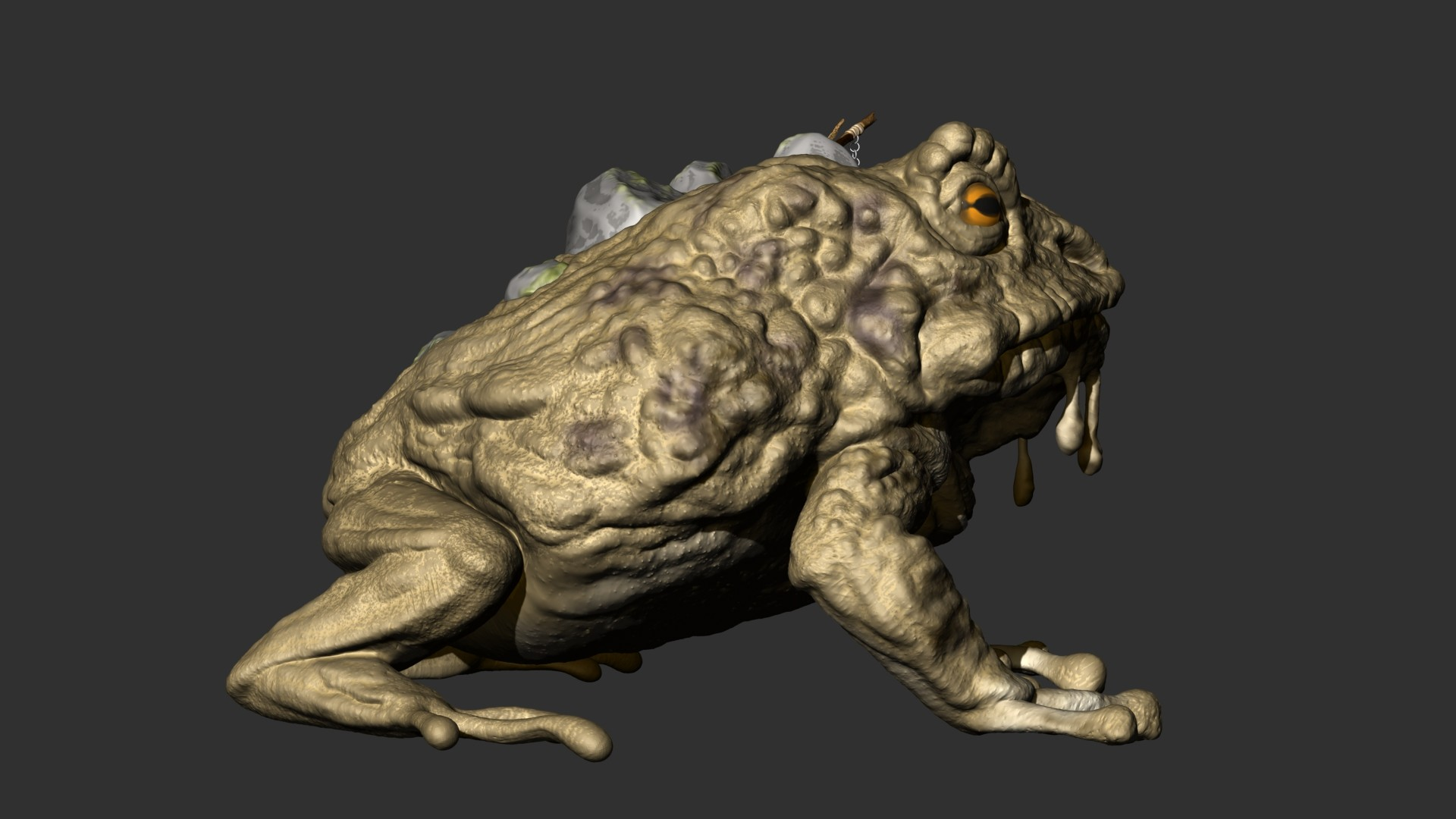 zbrush right view