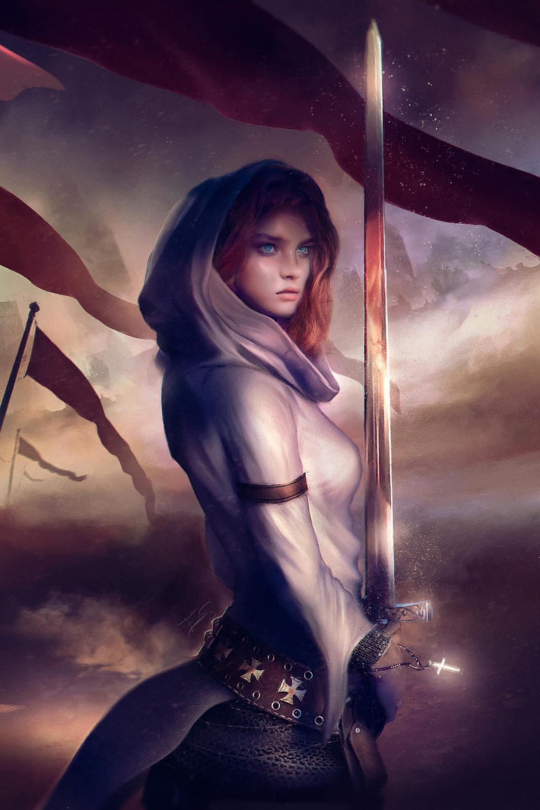 Knight Templar Alexandria Concept