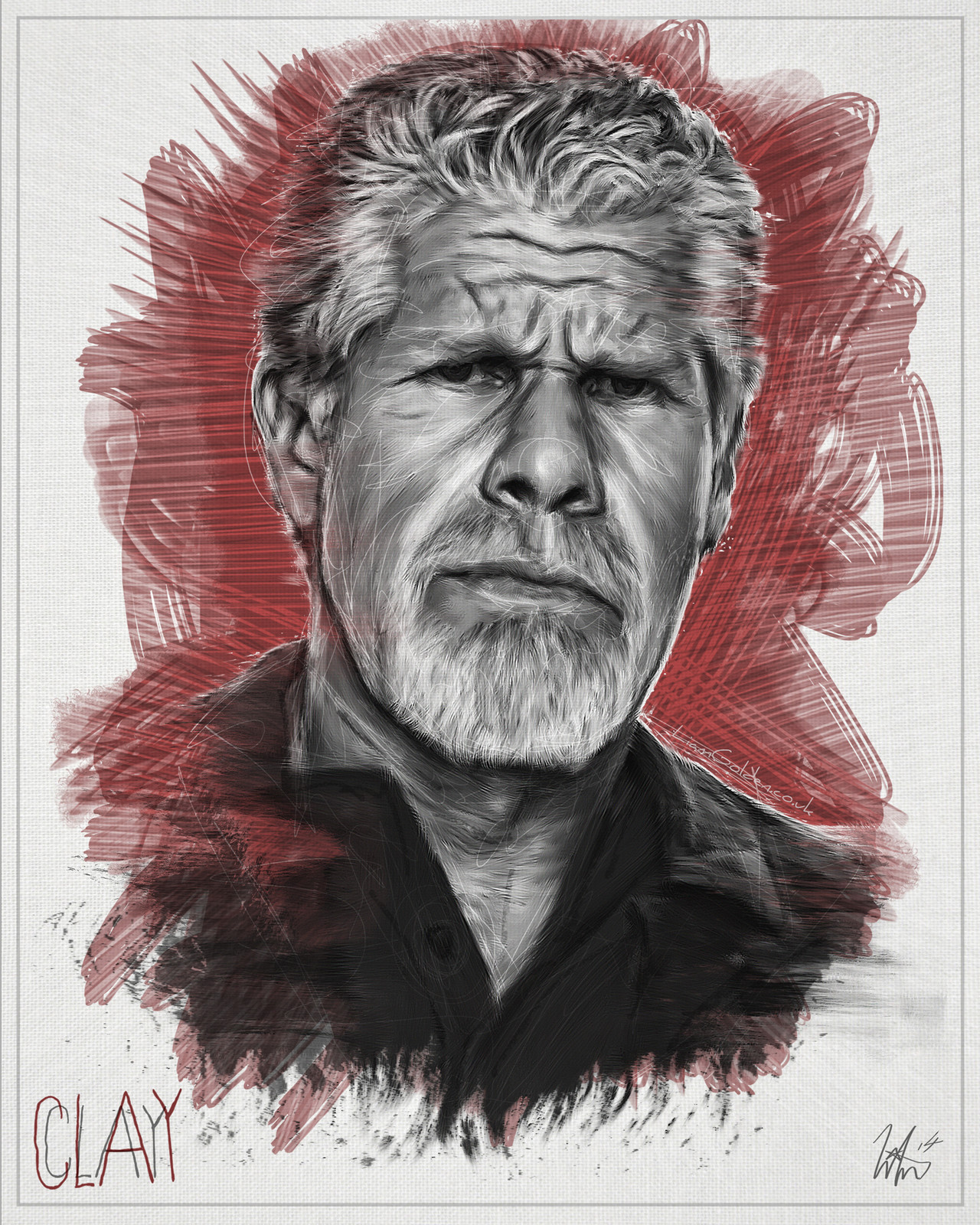 Clay Morrow Portrait -SOA 01