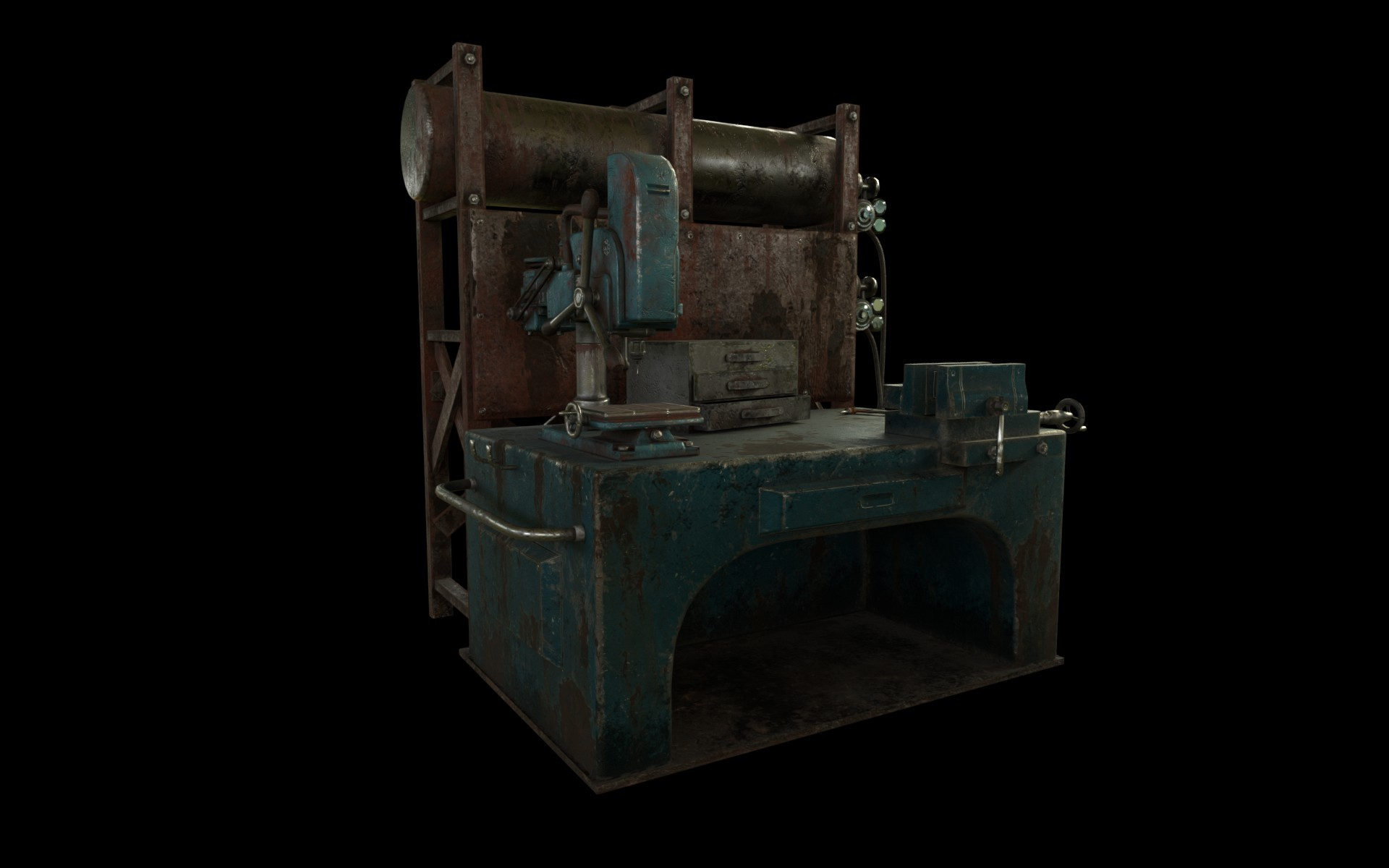 Pleasing Artstation Fallout 4 Weapons Workbench Rickey Barnes Caraccident5 Cool Chair Designs And Ideas Caraccident5Info