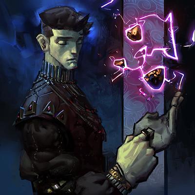Robert litja alchemist