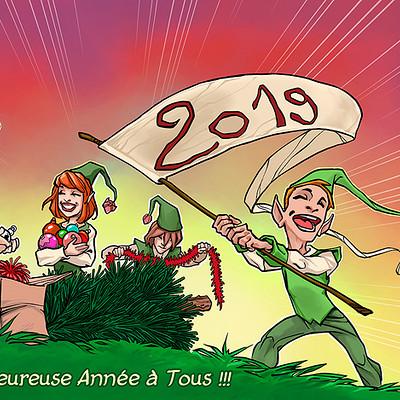 Renaud guyomard voeux 2019