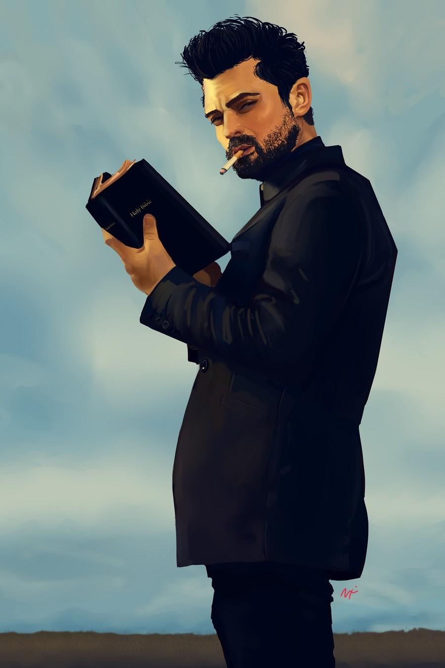 Jesse Custer - Preacher