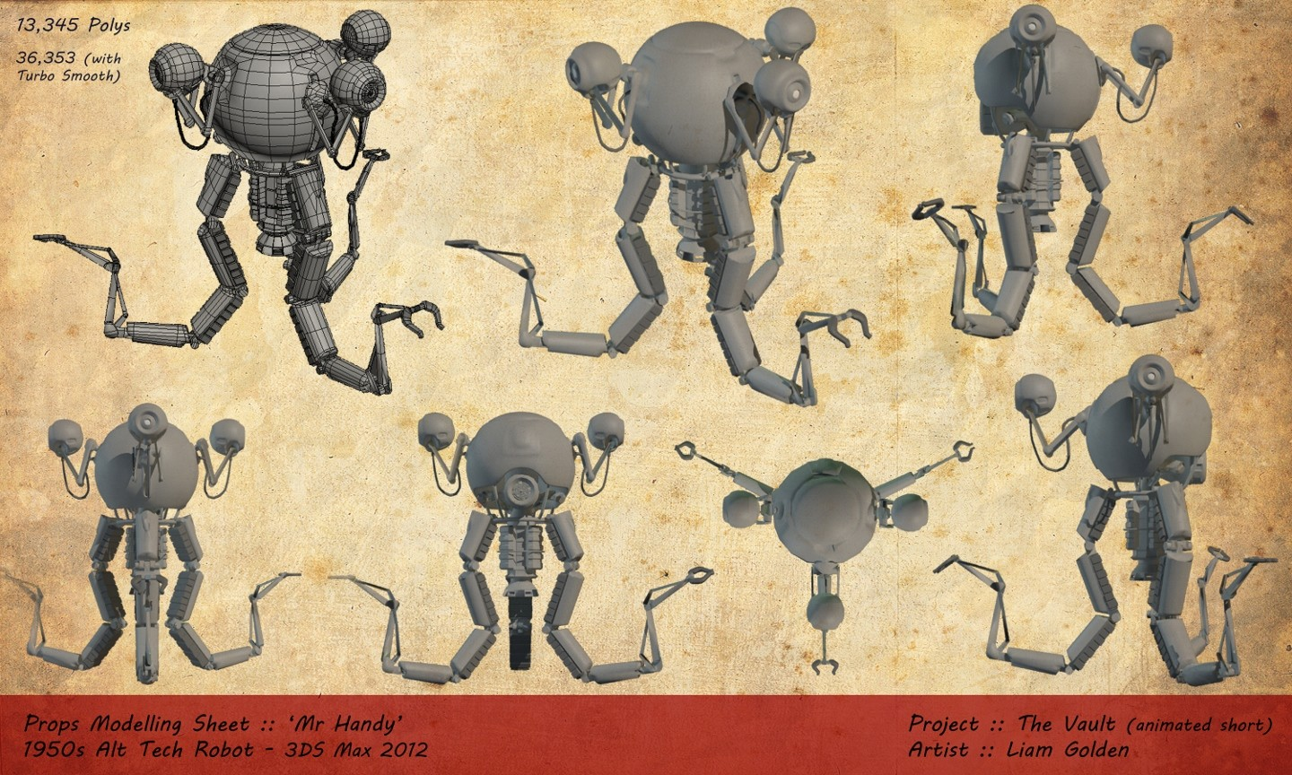 Liam golden mr handy prop modelling sheet 1440x864