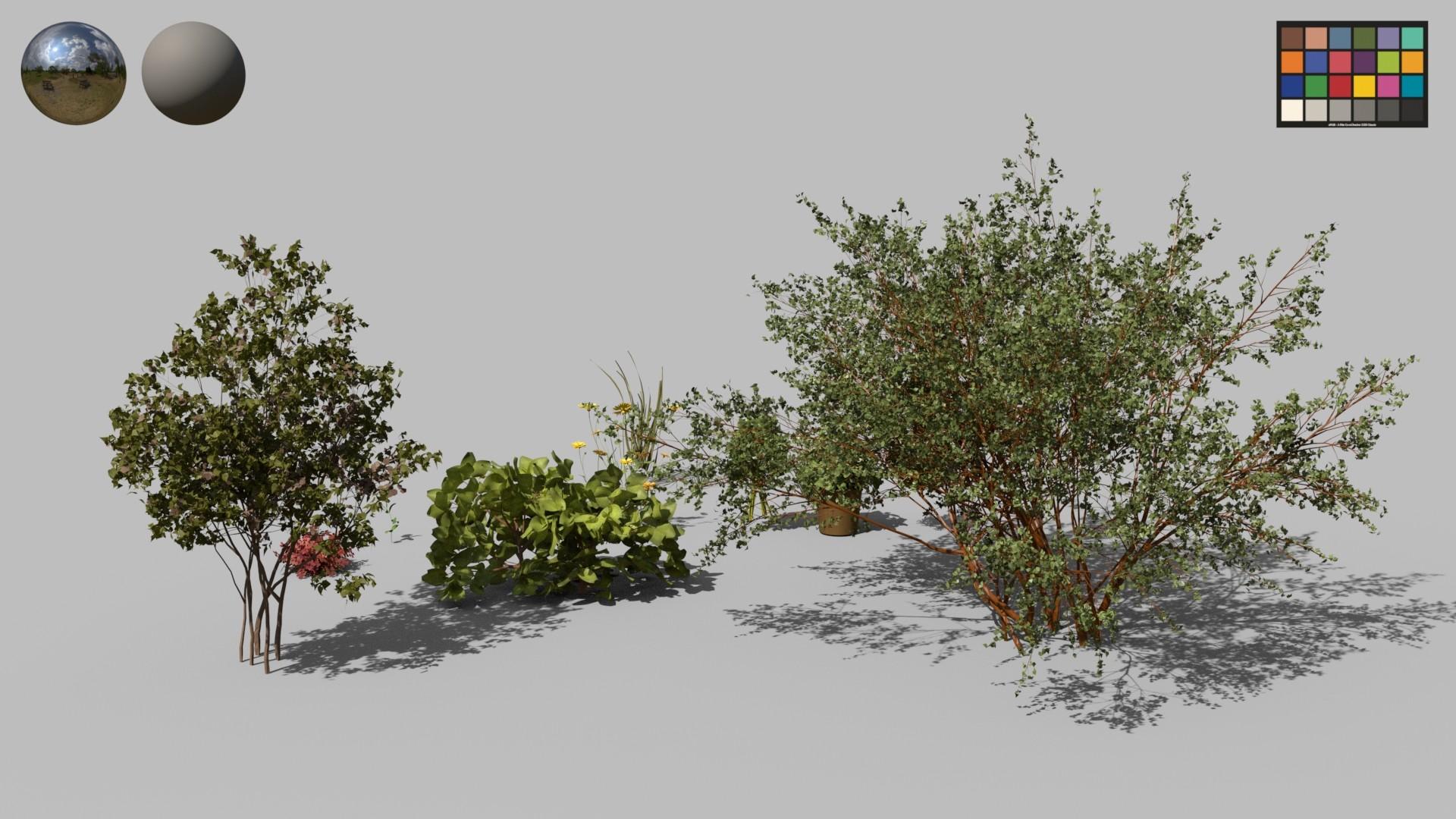 ArtStation - Hobbit House - VFX project, Susanne Bloch Olsen