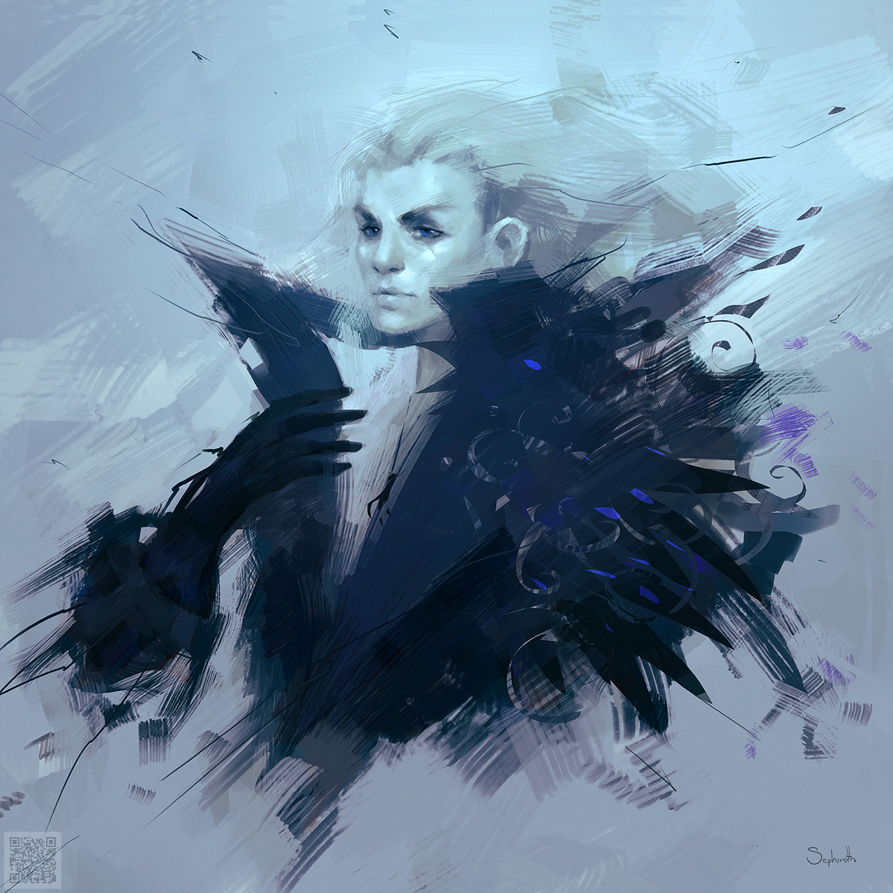 Sephiroth art darkman