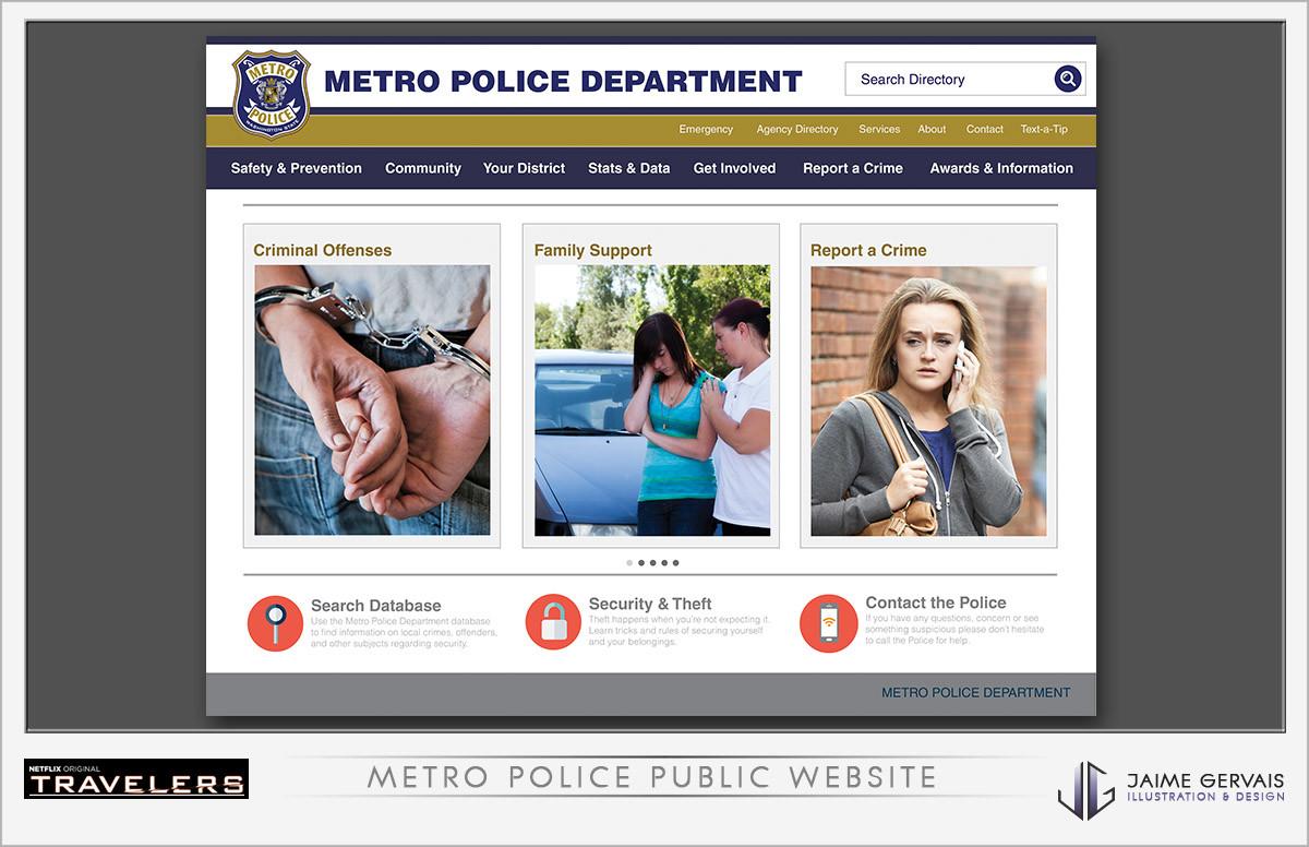 Jaime gervais metropolicewebsite