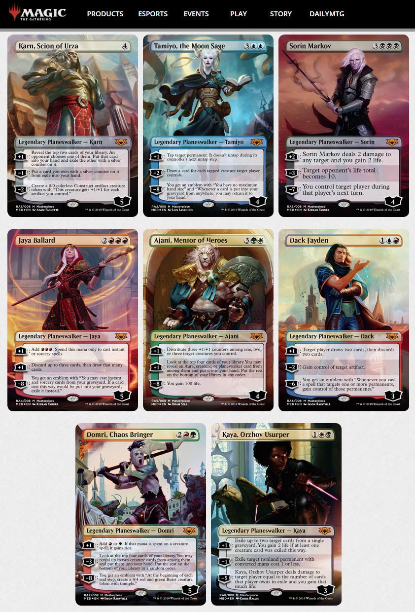Bram sels wotc ajani mentor of heroes bram sels cards