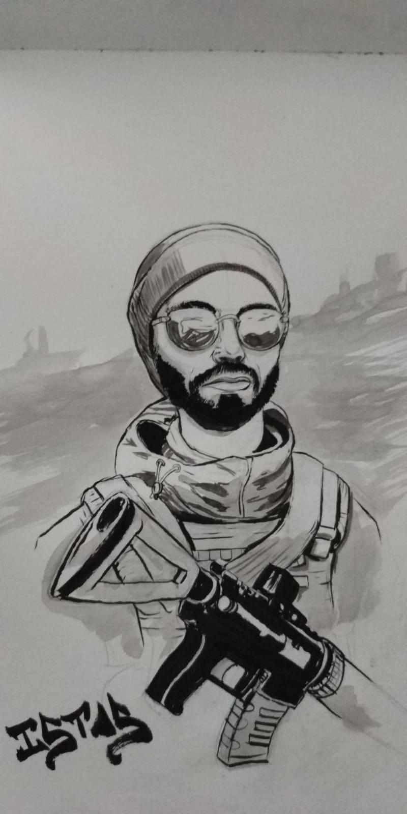ArtStation - Reddit assignment 3, Michael Tartour