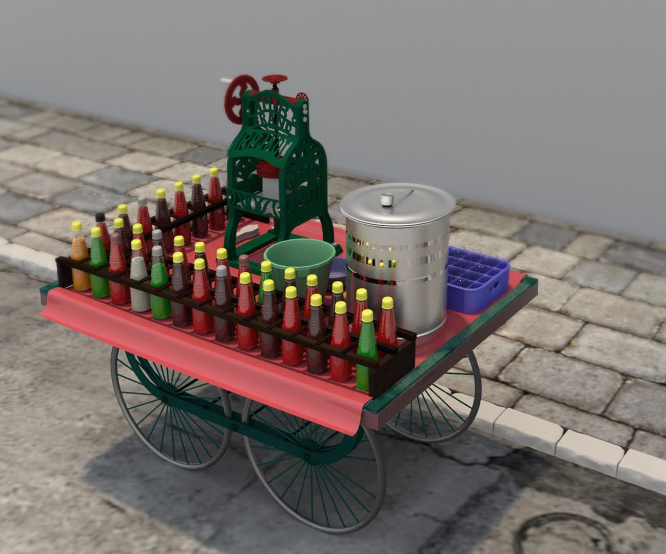 Rajesh r sawant gola cart edited