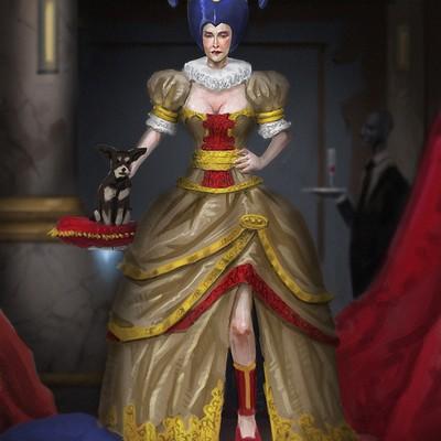 Shafi adam aristocrat queenmarie