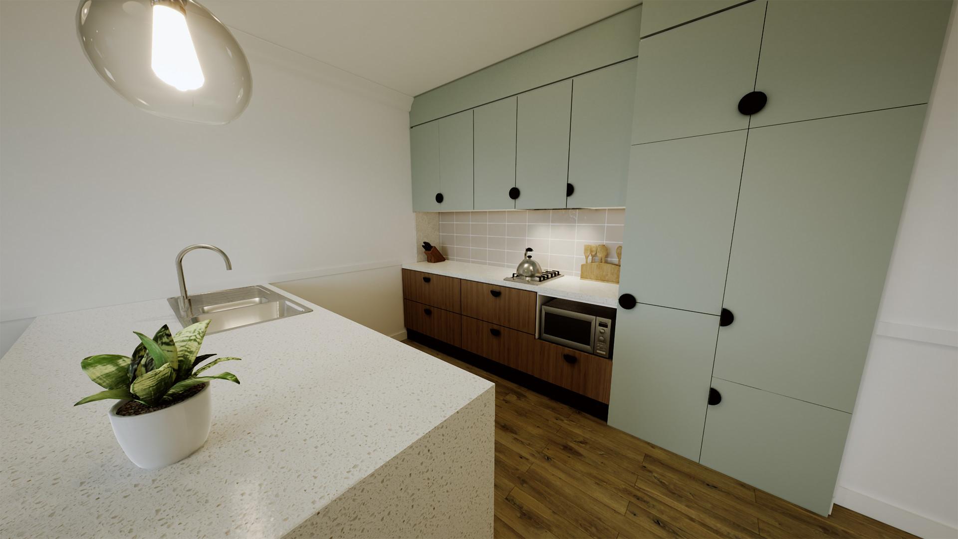 Jordan younie kitchen