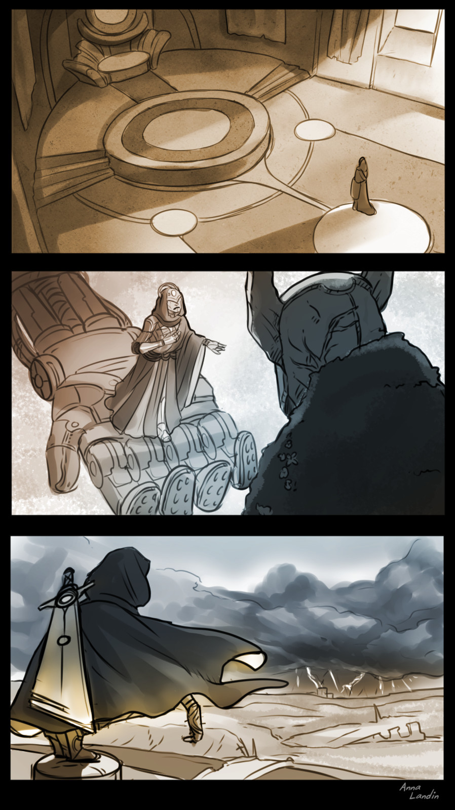 scenes from the campaign