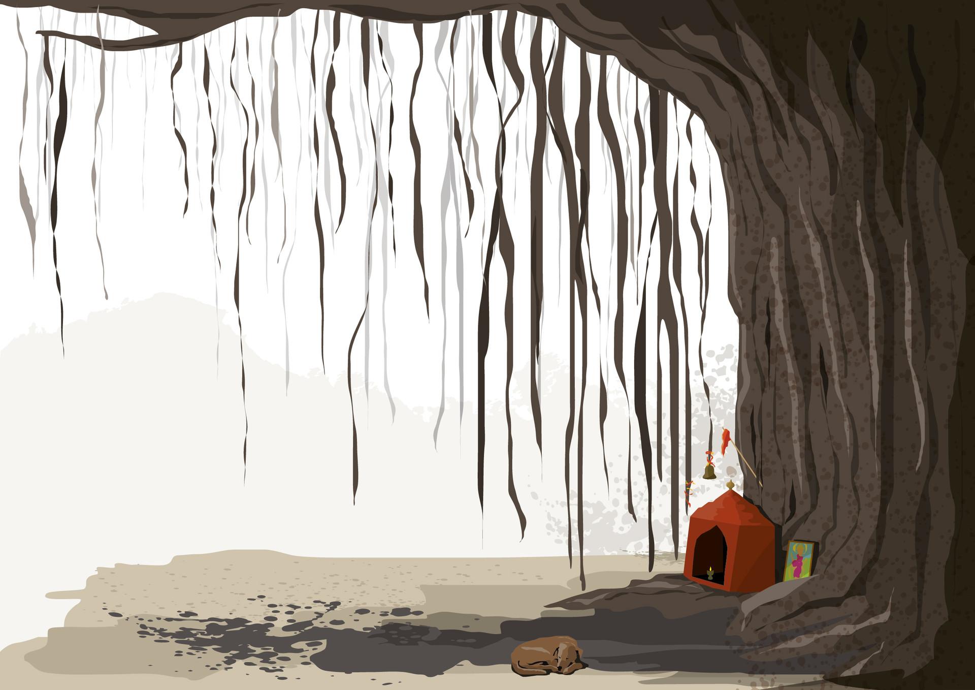 Rajesh r sawant banyan tree 01
