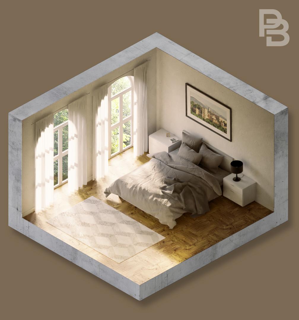 Diorama Room