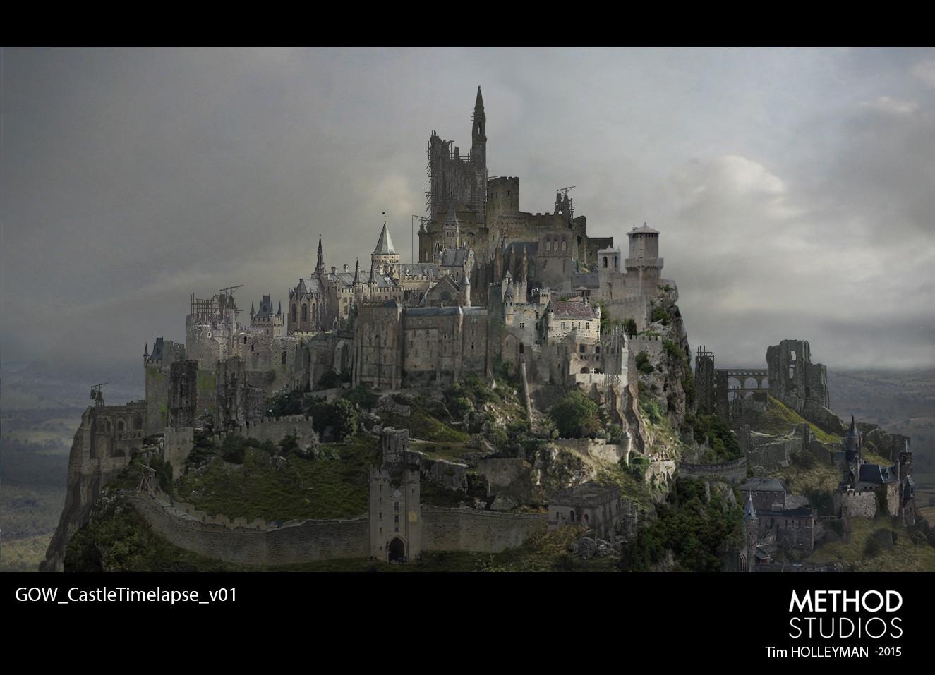 Tim holleyman gow castletimelapse v01