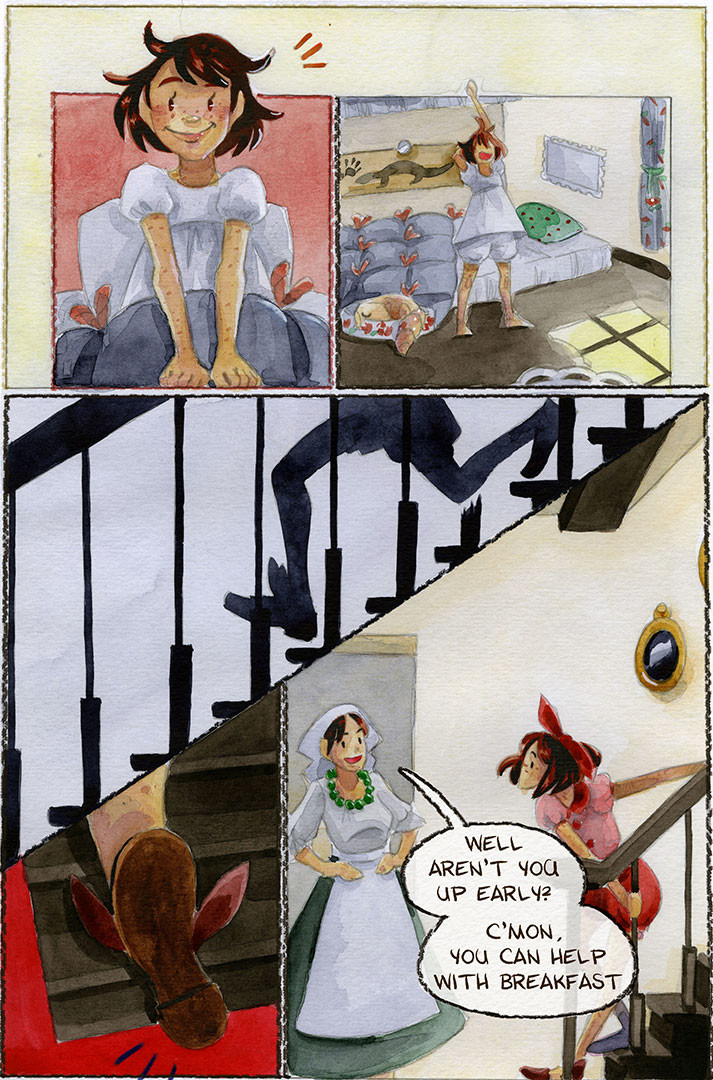 Finished Page from Chapter 6