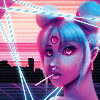 Digi nana neon
