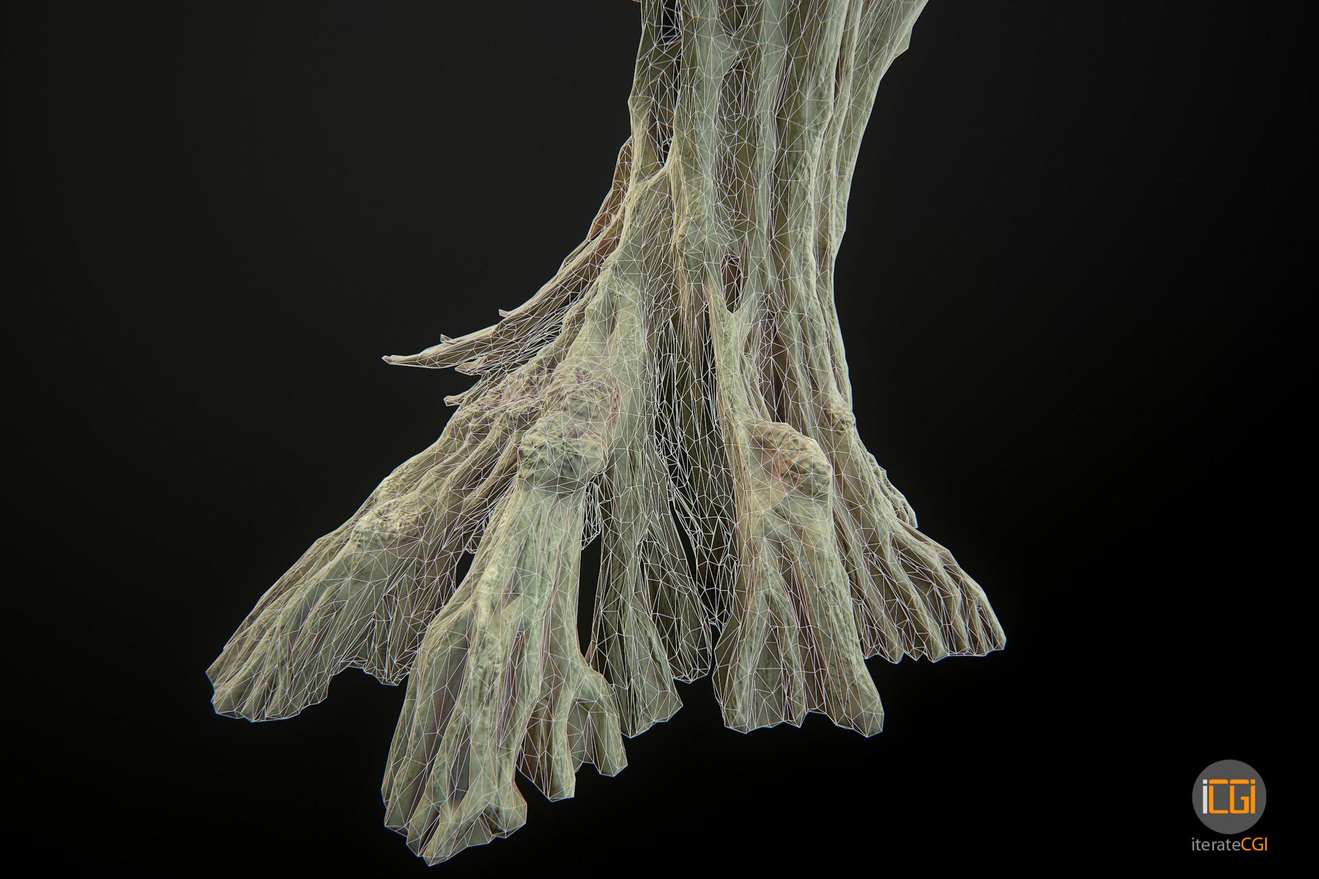 Johan de leenheer alien plant mushroom type2 14