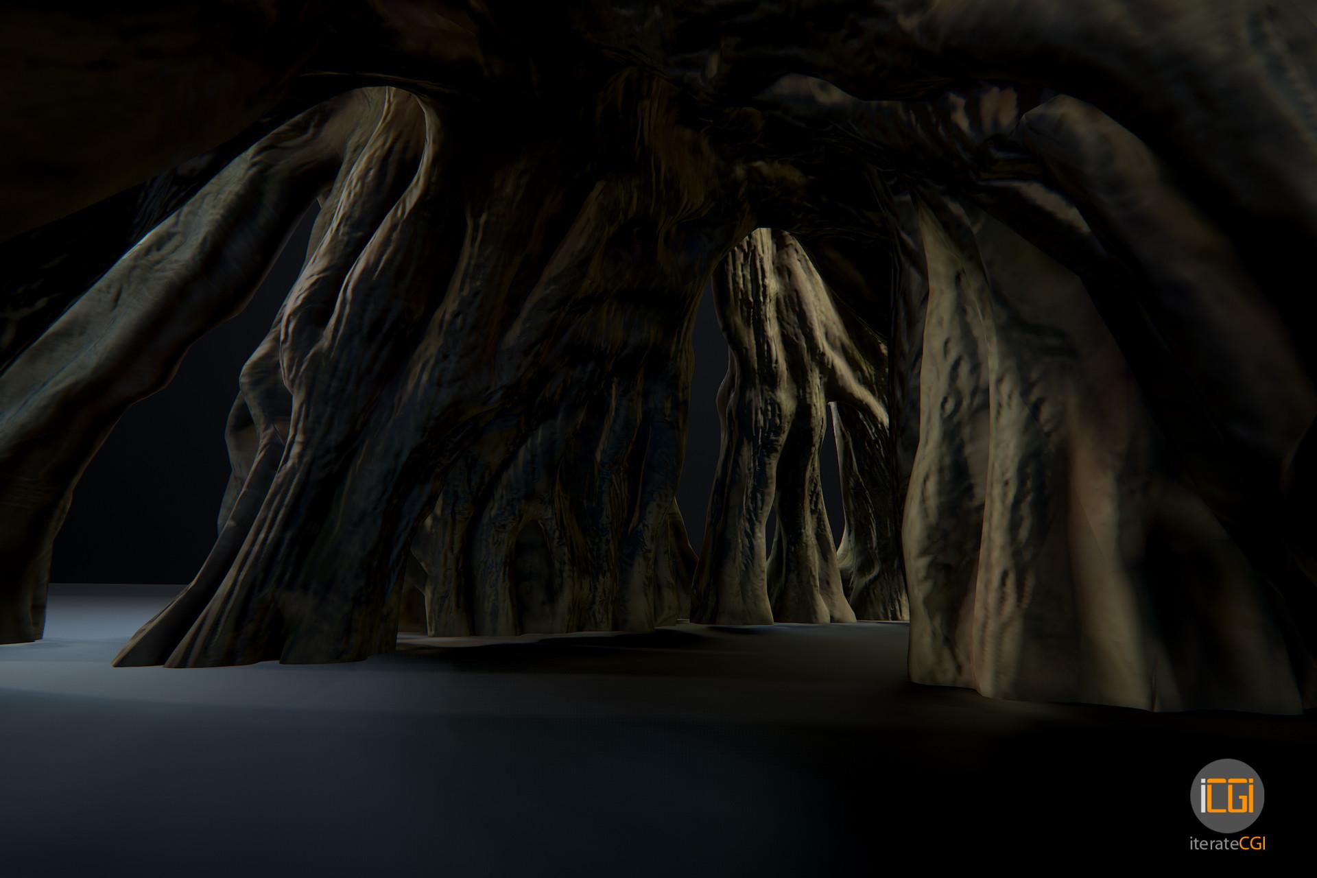 Johan de leenheer alien plant mushroom type2 16