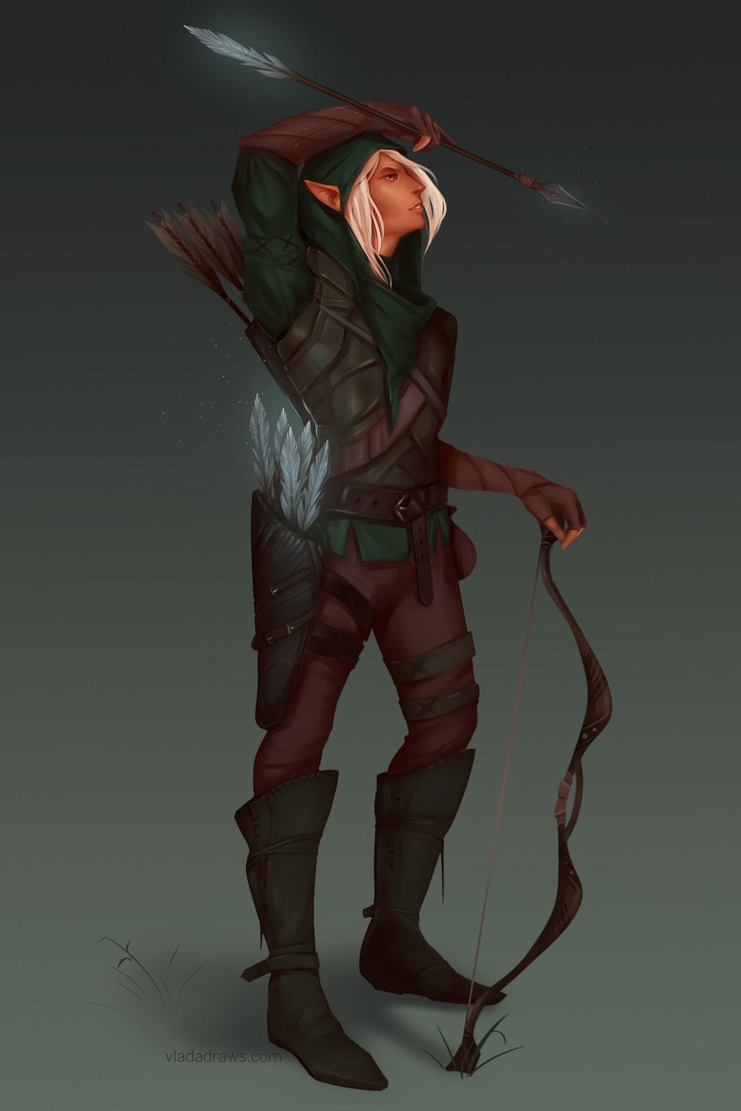 Elf scout