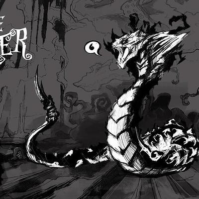 Bernd hollen the rattler by darkchroniclescom dc5mpj9 fullview