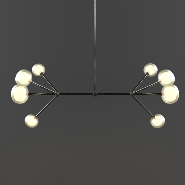 Marvin supan tooy nabila chandelier