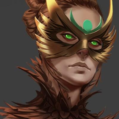 Owlma masqueradealma mask25