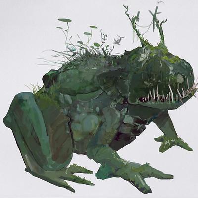 Tessa wessels ptf pool creature concept big