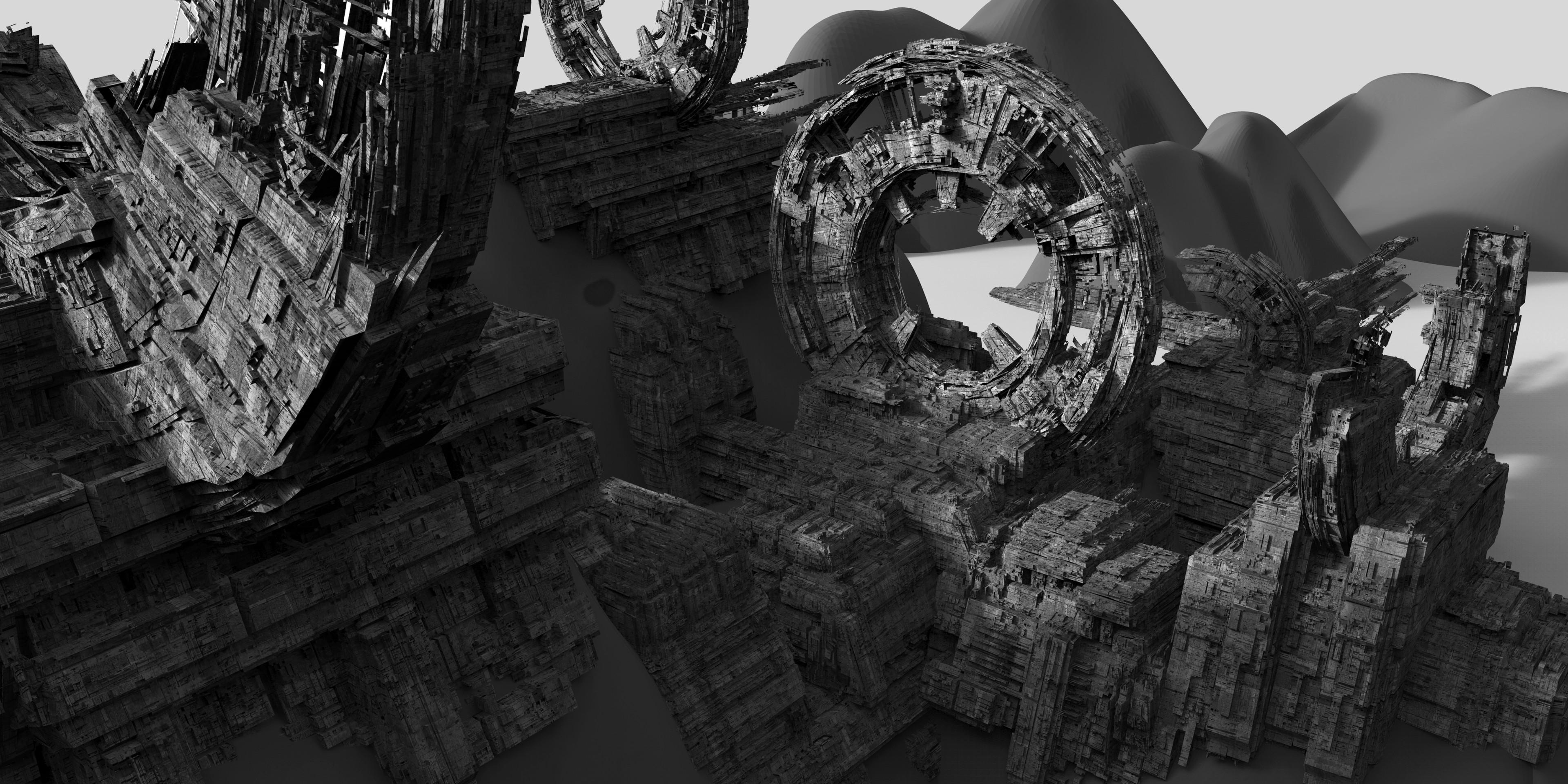 Raw 3D base