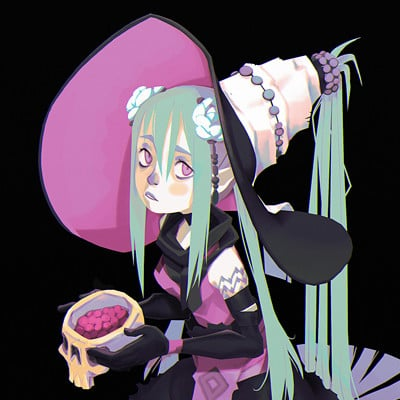 Alexis rives witch14