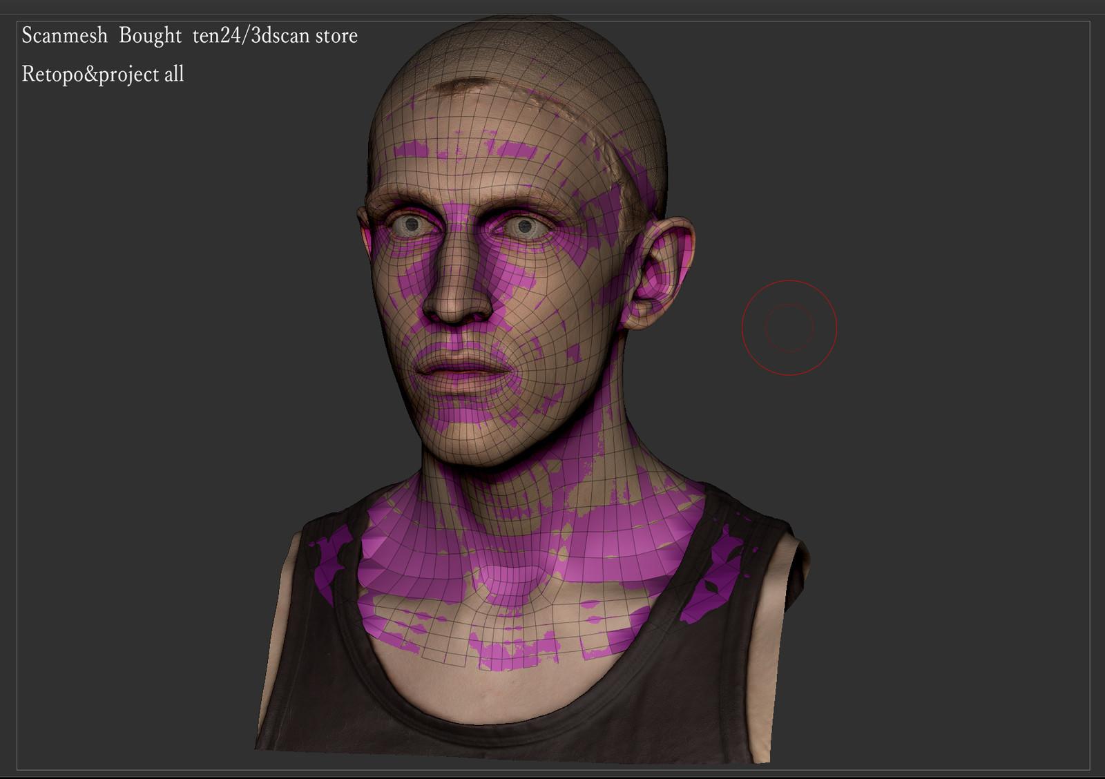 BaseScanData - ten24/3D Scan Store