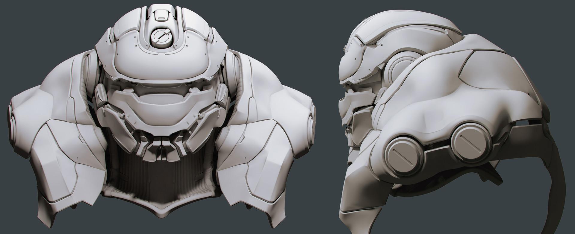 Yuriy romanyk armor2