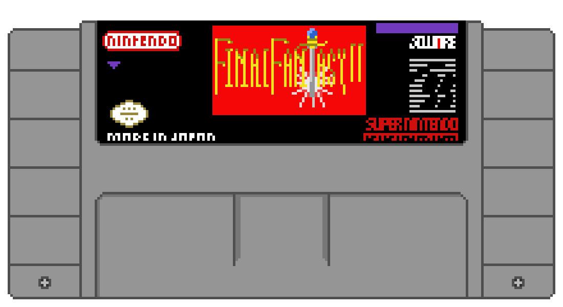 Final Fantasy II (IV in Japan)