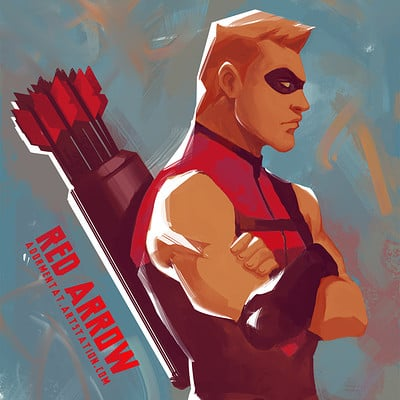 Mateusz wieczorek red arrow