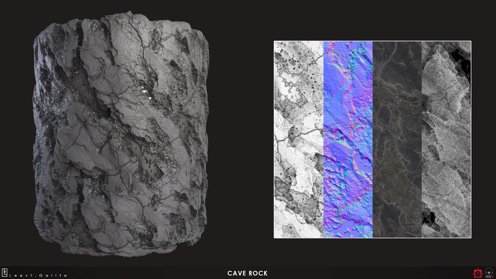 Leevi galita textures