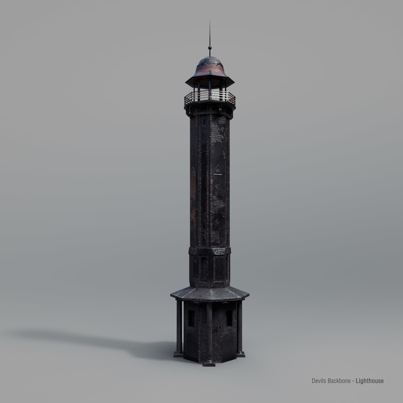 Patrick martinez devils backbone lighthouse