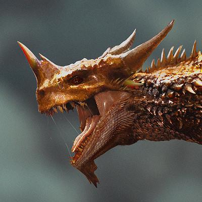 Camille alquier dragon